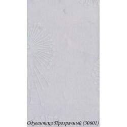 Рулонні Штори Кульбаби 3.06.01 Прозорі