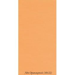 Рулонні Штори Льон 1.01.22 Помаранчевий
