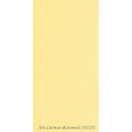 Лён 10124 Светло-Жёлтый