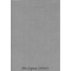 Рулонні Штори Льон 1.01.62 Сірий