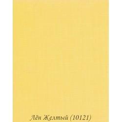 Рулонні Штори Льон 1.01.21 Жовтий