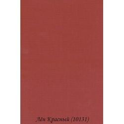 Лён 10131 Красный