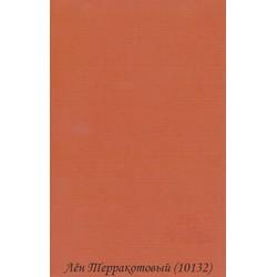 Лён 10132 Терракотовый