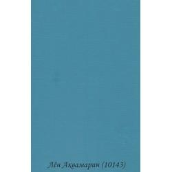 Рулонні Штори Льон 1.01.43 Аквамарин