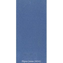 Рулонные Шторы Перла 1.02.41 Синяя
