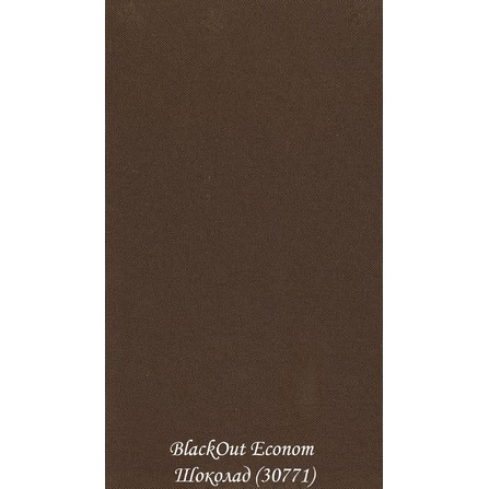 "Рулонные Ш(торы ""BlackOut Econom 3.07.71 Шоколад"""
