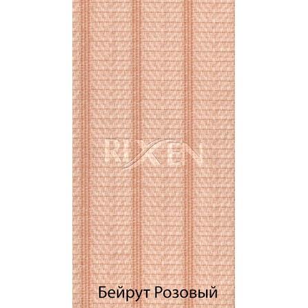 Жалюзі Вертикальні Бейрут Рожеві 89мм