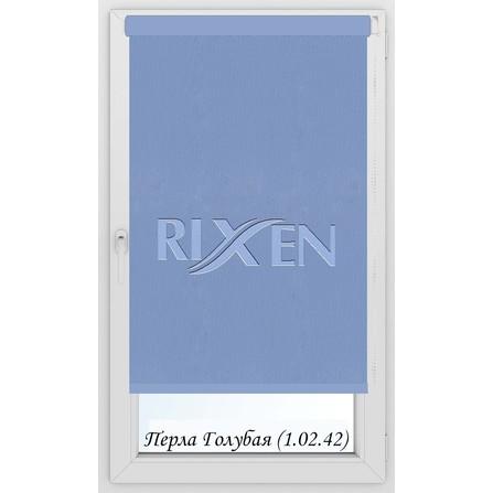 Готові Рулонні Штори Перла 1.02.42 Блакитна