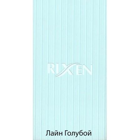 Жалюзи Вертикальные Лайн Голубые 89мм