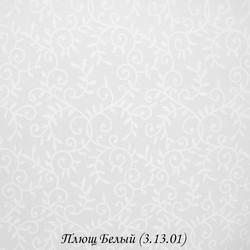 Рулонний Штора Плющ 3.13.01 Білий