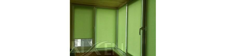 Рулонные шторы заказные